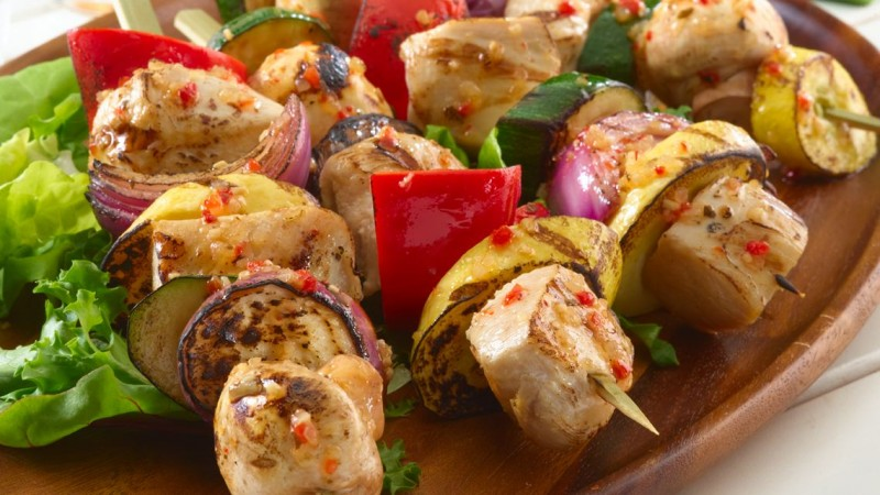 10 Of The Easiest Grilled Appetizers You'll Ever Make