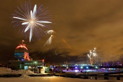 Celebrate the New Year in Montreal